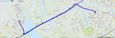 Driving Directions from 118 S Horace St, Woodbury, New Jersey 08096 to Paulsboro, New Jersey | MapQuest