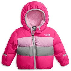 The North Face® Girls' Moondoggy Down Jacket - Baby