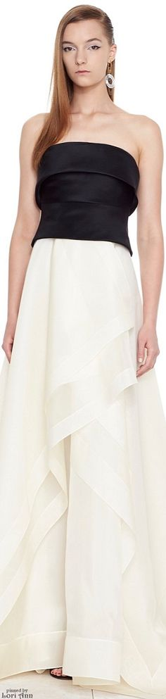 Donna Karan Resort 2016 women fashion outfit clothing style apparel @roressclothes closet ideas