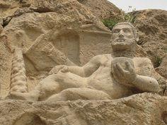 Hercules - Kermanshah,Iran  http://www.pinterest.com/tbmz/persianiran/