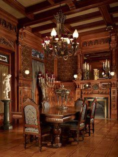 driehaus museum | Driehaus Museum's Summer Twilight Tours « Concierge Preferred