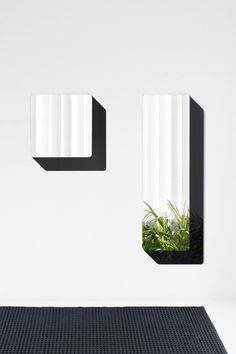 Shadow Mirror by Sylvain Willenz for Objekten Systems