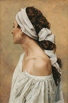 David Gray, figure painting, figure, classical realism, contemporary realism, oil painting