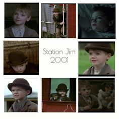 Thomas as Henry in Station Jim film 2001 Love him