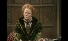 Elizabeth R (BBC 1973) with Glenda Jackson as Elizabeth I queen of England