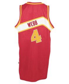 8cd99aaef adidas Men Spud Webb Atlanta Hawks Retired Player Swingman Jersey