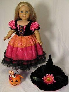 Ooak-Halloween-Witch-Costume-2-for-American-Girl-Isabelle-Caroline-Samantha