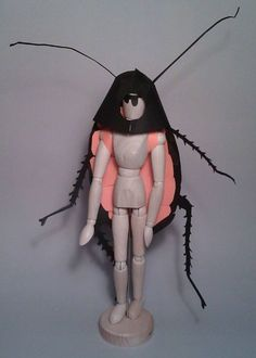 Cockroach costume More