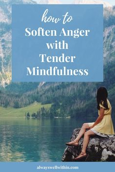 Stuck in Anger? Try Tender Mindfulness. Walking Meditation, Easy Meditation, Mindfulness Meditation, Mindfulness Activities, Mindfulness Quotes, Mindfulness Benefits, Angry Person, Personal Growth Quotes, Level Of Awareness