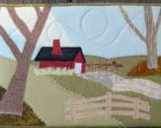 landscape art quilts - Google Search