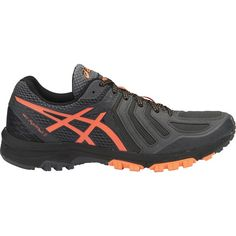 Conquer the singletrack with the men's ASICS GEL-FujiAttack 5 trail-running shoes. Thanks to their rock plates and trail-ready tread, they offer all the protection you need for off-road adventuring. Best Running Gear, Best Trail Running Shoes, Running Shoe Brands, Trail Shoes, Running Tips, Snow Boots, Winter Boots, Asics Men, Hiking Gear
