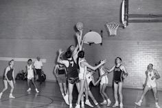 March Madness at the Seminary? #basketball #throwbackthursday