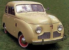 Crosley Car featured at Das Awksfest Macungie, PA - about the color I want for the roundside