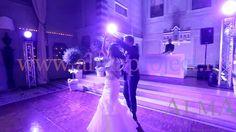 ALMA PROJECT @ Four Seasons Hotel FSH - Conventino - Eva console moving heads purple led