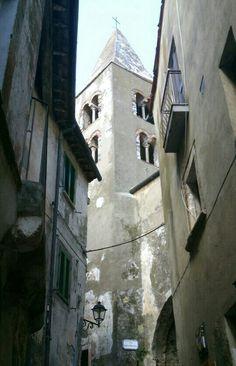 Capalbio - Il campanile