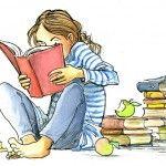 7] Mijn tweede woord is: 'Spannend'. Op sommige momenten kon ik mijn boek niet wegleggen. Ik zat helemaal in het verhaal, het was net of je het zelf meemaakte.