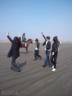 [Champagne]2012/3/9「MUSICA」4月号MUSICA編集部日記