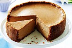 Caramel Chai Latte Cheesecake ~ www.taste.com.au