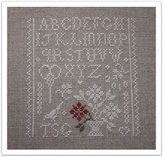 Sew The Sampler Guild - I must purchase some of Carol's beautiful designs!