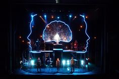 Next to Normal. Set design by Philip Engleheart.
