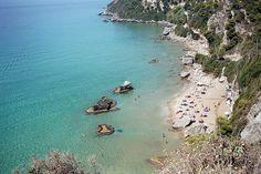 Corfu Myrtiotissa Beach. Book your Corfu holidays at corfu2travel.com !