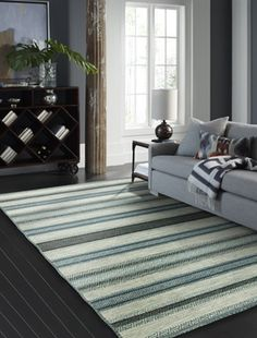 Floor Style Andes Canyon Turquoise Hand Made Cotton Chenille Area Rug, Size: inch x inch, Blue Living Room Turquoise, Turquoise Rug, Interior Design Living Room, Living Room Decor, Rug Studio, Rug Size, Size 2, Area Rugs, Flooring