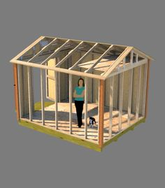 Gable Shed Building Plans 10x12 Gable storage shed plans & 12x12 Shed Plans - Gable Shed - PDF Download | Pinterest | Drawing ...