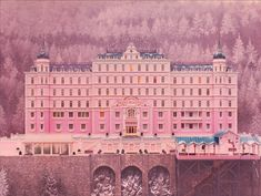 The Grand Budapest Hotel Background Art/Screenshots - Album on Imgur