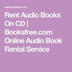 Rent Audio Books On CD | Booksfree.com Online Audio Book Rental Service