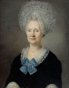 Porvoon piispan vaimo Anna Sara Krogius (Sauvo 1732-Hämeenlinna 1811) Nils Schillmarkin maalauksessa. Yllä mahdollisesti Kustaa kolmannen suunnittelema kansallinen ruotsalainen puku. Old Portraits, Portrait Art, Academic Art, 18th Century Fashion, Art Costume, Clothing And Textile, Old Paintings, Hat Hairstyles, Historical Clothing