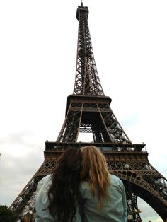 Photo with my sister in Paris-this CHRISTMAS and NEW YEARS EVE!!! Me and Liv Someday.......