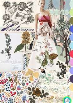 TRENDS // MIRELLA BRUNO - PRINT/GRAPHIC/COLOR INSPIRATIONS . SS 2018