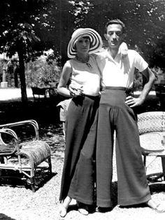 Gala & Salvador Dali, 1930s