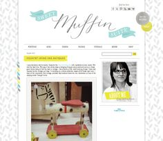 Love this. Sweet Muffin Suite http://sweetmuffinsuite.com/