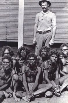 Australia, until 1960s, Aborigines came under the Flora And Fauna Act, classified them as animals, not human beings