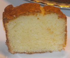 Secrets of a Southern Kitchen: Sour Cream Pound Cake--Made From a Mix!