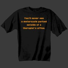 Motorcycle Funny T Shirts