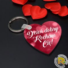 brelok-serce-z-grafika-dzien-dobry-kocham-cie/ delivers online tools that help you to stay in control of your personal information and protect your online privacy. Boyfriend Quotes, Love Valentines, Morning Images, Heart Ring, Told You So, Personalized Items, Menu, Beautiful, Decor