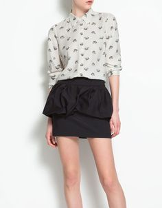 should have bought my leopard print top from Zara when i could.. sigh