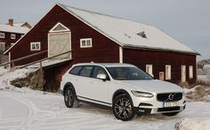 Volvo V90 Cross Country 2017 - Galerie, photo 4/28 - Le Guide de l'auto