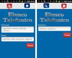 Elenco Telefonico: tutti i numeri di rete fissa italiana a disposizione sul nostro Android