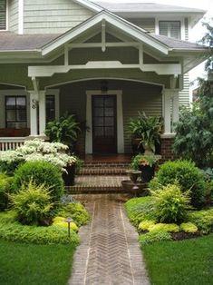A Cottage Garden - traditional - landscape - charlotte - Myron Greer Garden Design