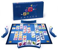See why LATICE (Deluxe Edition) is such a highly rated strategy game. Be the first player or team to play all of your tiles. Play faster by matching tiles on two or more sides landing on Sun squares ...