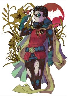 Damian Wayne                                                       …