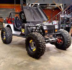 WD40 Jeep YJ Crawler