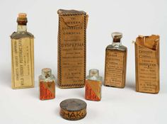 Lot 101: Collection of Bottles and Tin | Willis Henry Auctions, Inc.