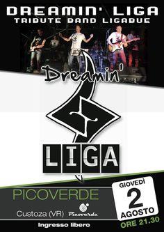 Dreamin' Liga - Giovedì 2 Agosto