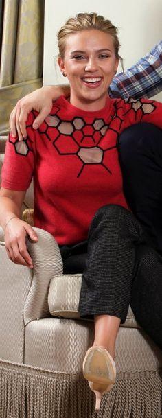 Don Jon, Scarlett Johansson, Turtle Neck, Sweaters, Fashion, Moda, Fashion Styles, Fasion, Sweater