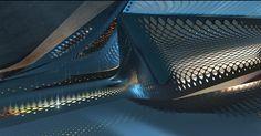 Revit Architecture, Amazing Architecture, Interior Architecture, Futuristic Lighting, Autocad Civil, 3d Pattern, 3d Max, Urban Design, Proposal