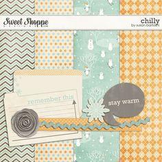 Chilly by Susan Bartolini (Free Mini Kit)
